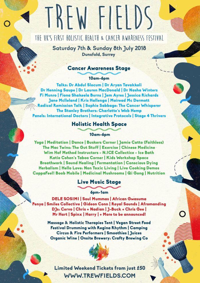 Trew Fields Festival 2018
