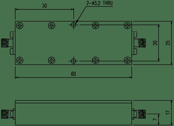 MUOS Uplink Filter