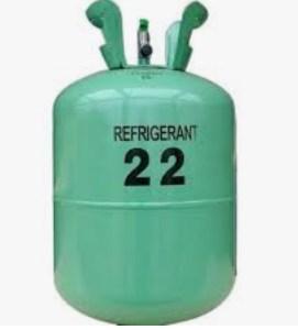 R22 recharge and leak repair