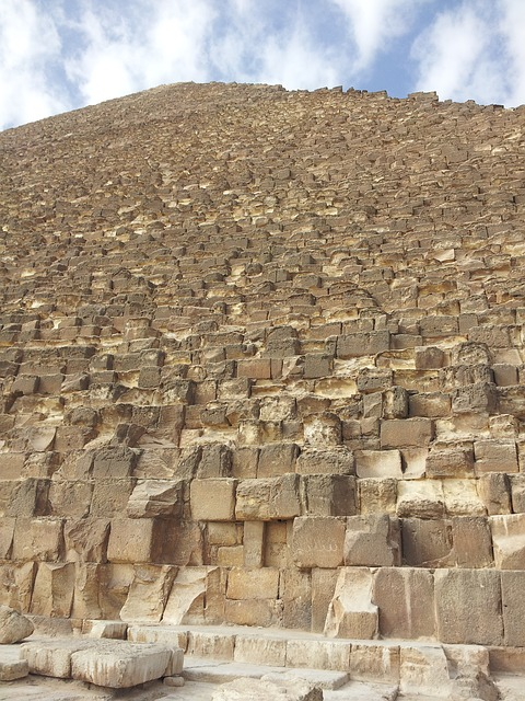 Facts about the Great Pyramid Gizeh
