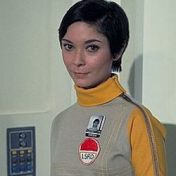 Space 1999: Moonbase Alpha's Data Analist, Sandra Benes (Crewman)