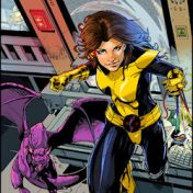 Uncanny X-Men: Shadowcat, Kitty Pryde & Lockheed