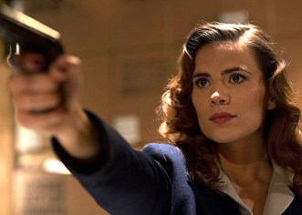 Hayley Atwell in Agent Carter (2015)