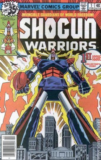 Shogun Warriors (79-80)