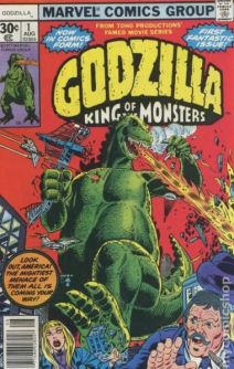 Godzilla: King of the Monsters (77-79)