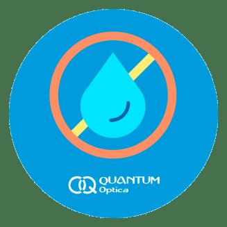 Quantum - Consejos para salir de viaje con lentes de contacto - agua