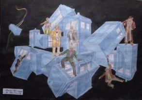 Doctor Who - Shipwreck (c) Mani Navasothy