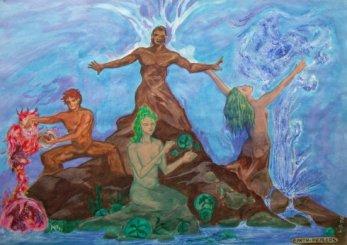 Gaia Guardians (c) Mani Navasothy