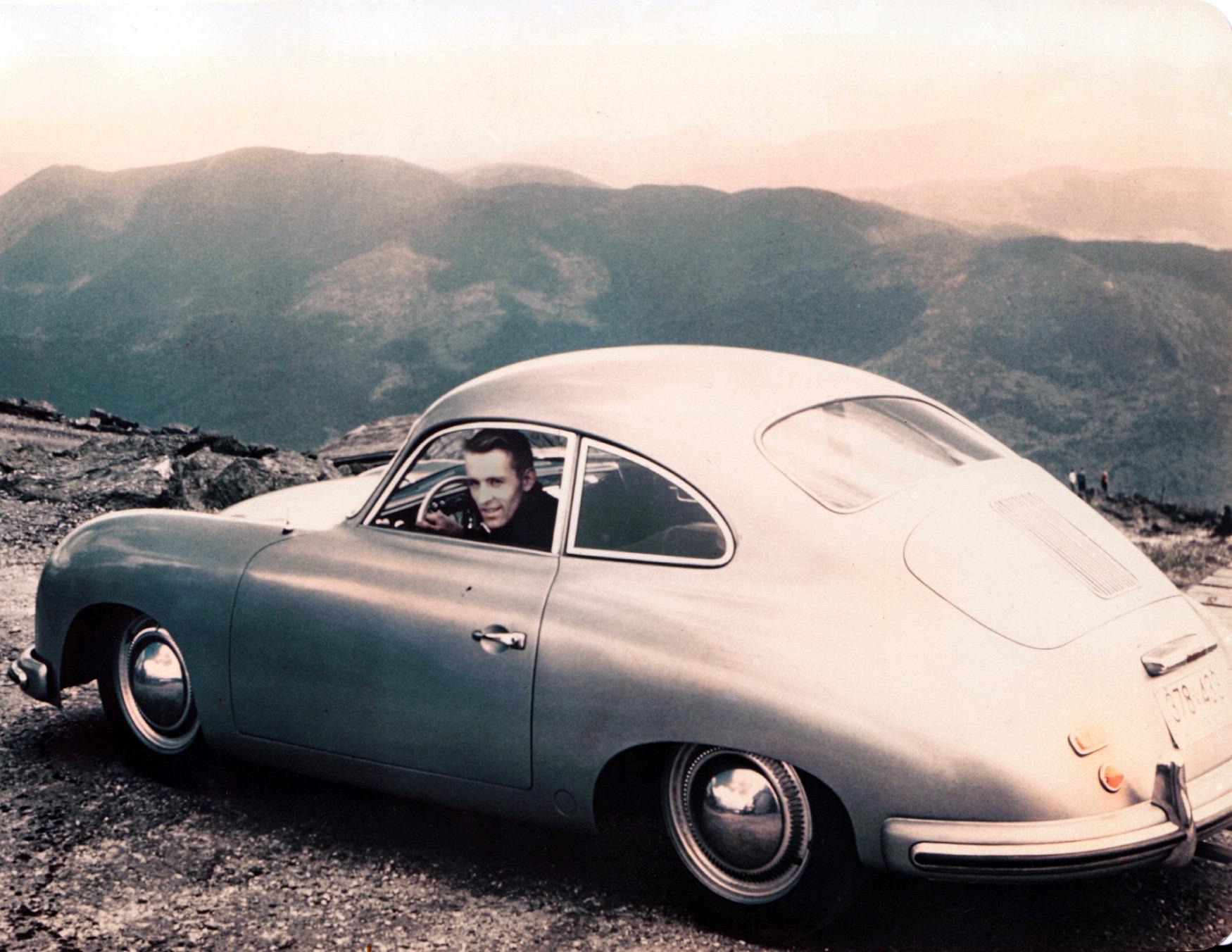 Automobilia Branded Automotive Merchandise Faithful Porsche 356 Head Light Bulb Holder