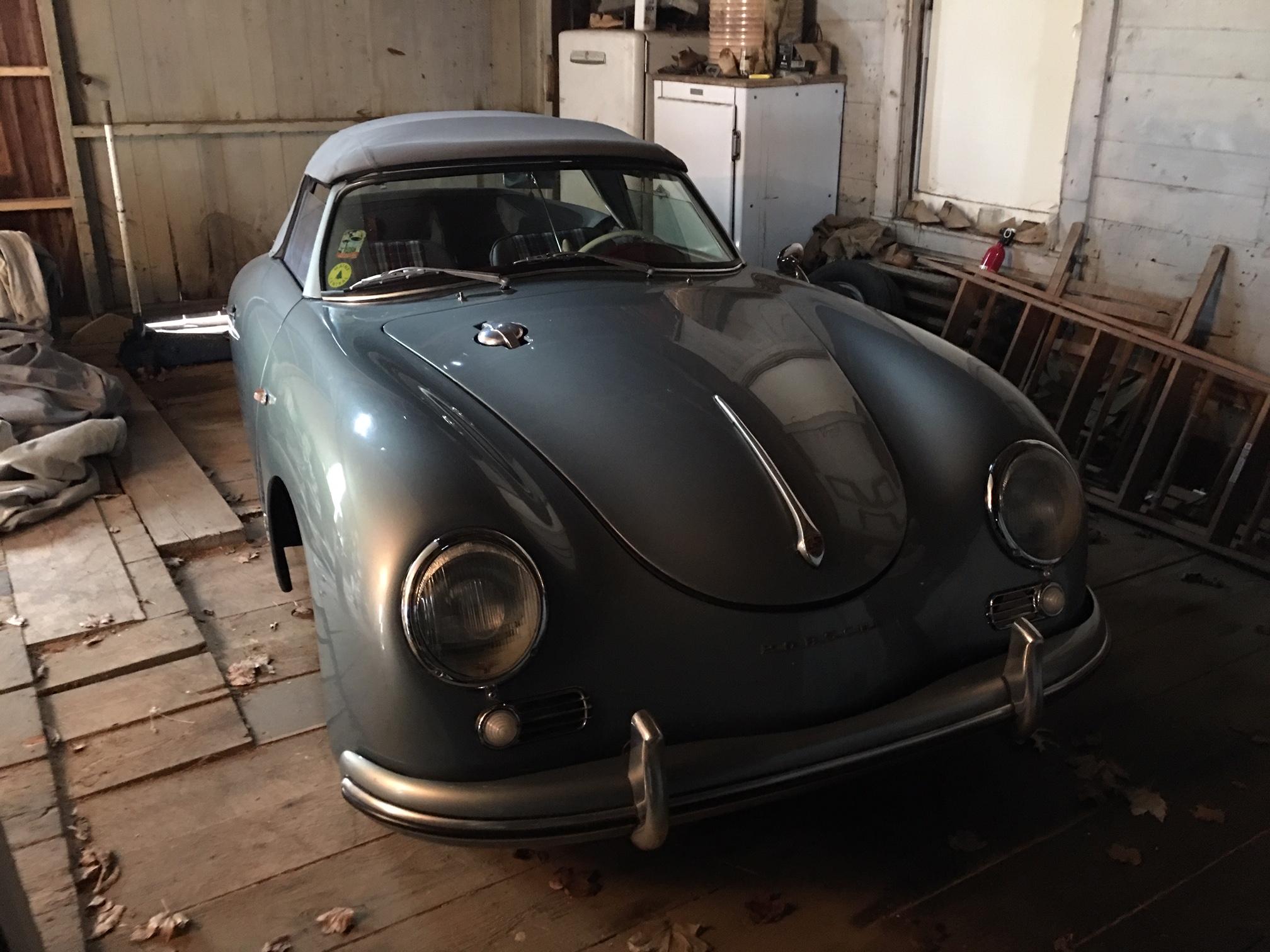 Faithful Porsche 356 Head Light Bulb Holder Bags
