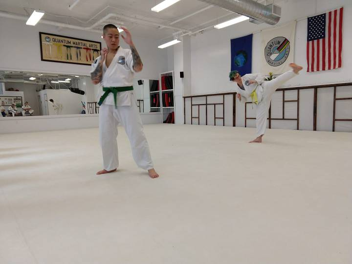 Jude and Joelle Belt Test