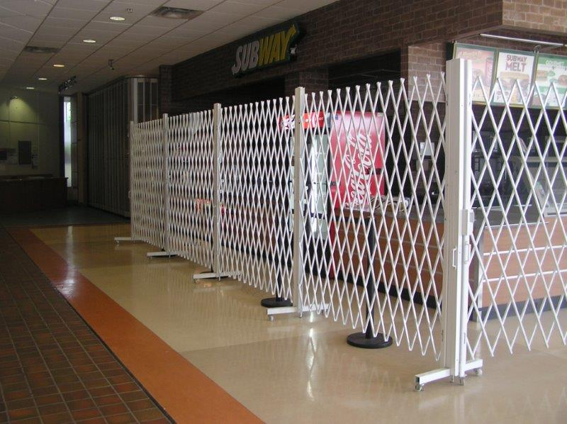 Mobile Security Gates