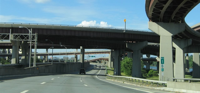 A view of some of Albany's soon-to-be-famous ramps