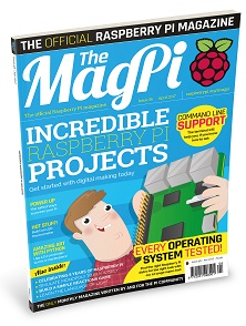 MagPi magazine - Issue 56 - April 2017
