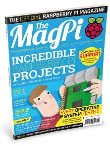 MagPi magazine - Issue 56 - April 2017