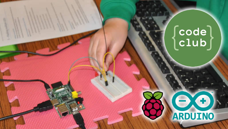 Quantum Tech Code Club in Omrskirk