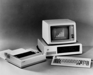 IBM's PC that set the world towards standardization of the modern computer. This grey box was responsible for getting me more into computing as a tool that could do more than word-process or play games.  [Image from https://www.ibm.com/ibm/history]