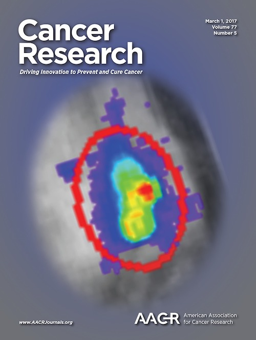 CancerResearch cover March 2017