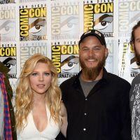 Croisière Comic-Con avec l'équipe de #Vikings à la recherche d'infos sur la saison 4