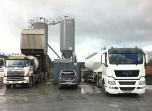 Dowling Concrete Ltd Cement Delivery