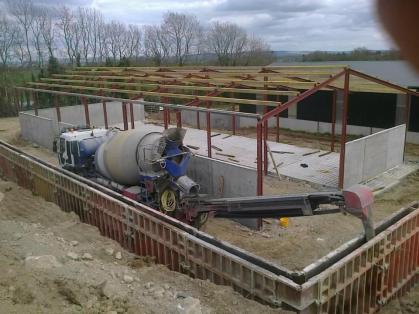 Dowling Concrete Ltd Conveyor