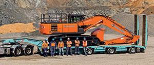 Hitachi ZX350LCH-5 Excavator CablePrice NZ QM Magazine Content Image