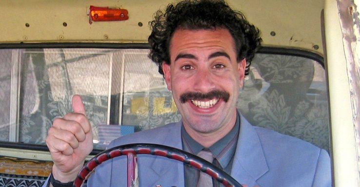 """Resultado de imagem para """"Borat: Fita de Cinema Seguinte"""""""
