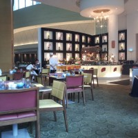 Lunch Buffet at Saltwater Cafe Changi Village Hotel