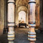 A glimpse of the ruins if Antigua Guatemala Cathedral fromhellip