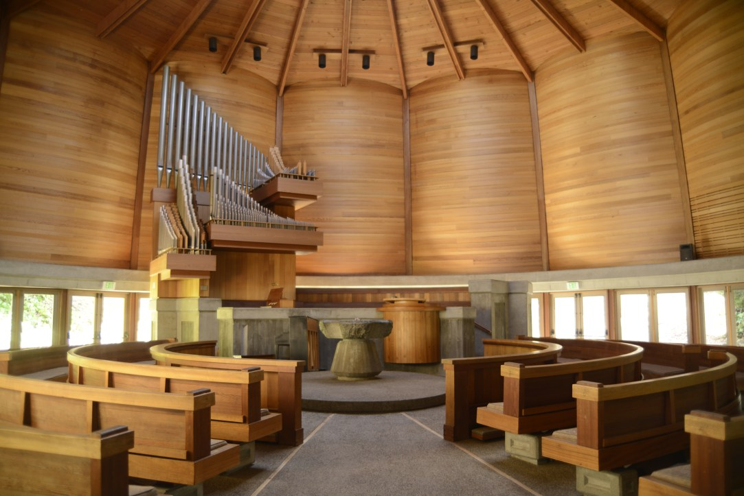 The Chapel at Mills College