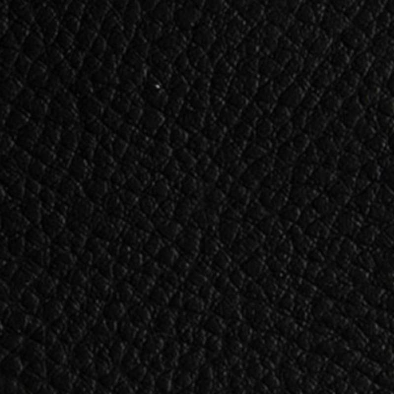 tissu simili cuir noir effet graine super rapport qualite prix