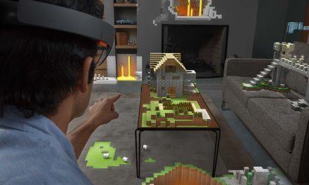 Avec HoloLens et Minecraft, Microsoft veut nous faire vivre le jeu !