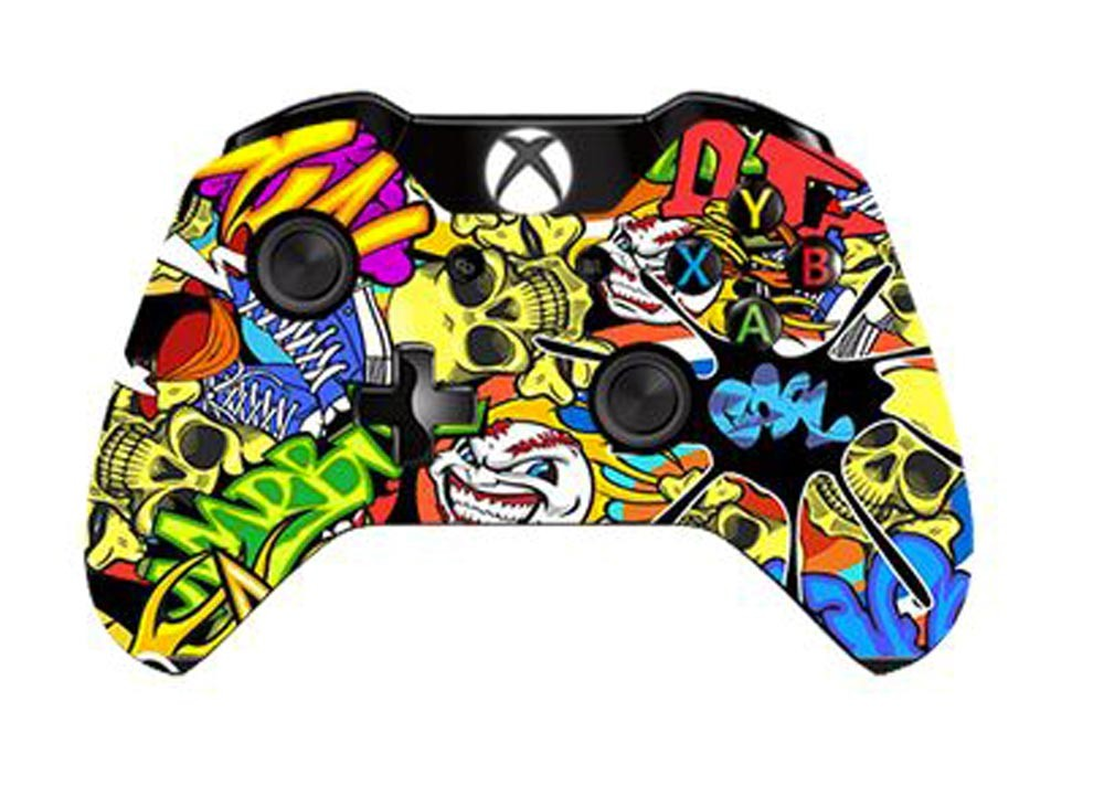 manette-xbox-one-personnalisee-bombers-bang