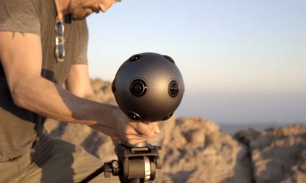 OZO : la nouvelle caméra digital 3D à 360° dédiée à la réalité virtuelle par Nokia
