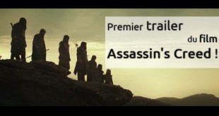 Le premier trailer d'Assassin's Creed !