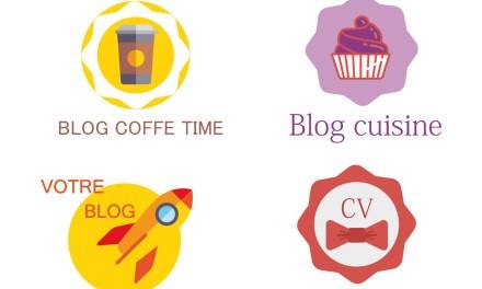 7 logos flat et gratuits pour blogueurs !