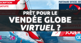 Vendee globe et Virtual Regatta