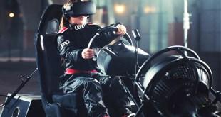 Créer VOTRE circuit dans le Sandbox VR d'Audi !