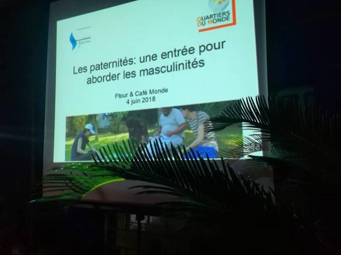 Soirée débat: Les paternités, une entrée pour aborder les masculinités au Maroc
