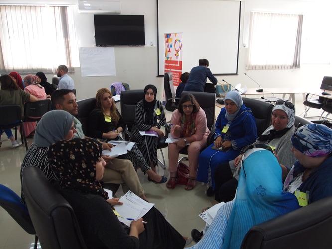 2ª sesión de formación para las asociaciones del GAR