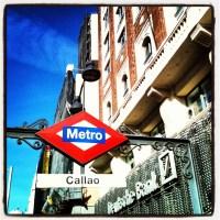 O Metrô de Madri, um dos mais charmosos da Europa