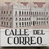 Placas das Ruas de Madri!