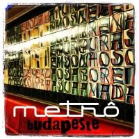 O metrô de Budapeste, o segundo mais antigo do mundo