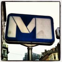 O Metrô de Bruxelas