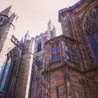 Catedral de Hereford, onde está o primeiro Mapa Mundi