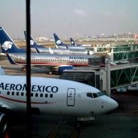 Aeroporto da Cidade do México, Benito Juárez