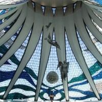 Catedral de Brasília, Memorial JK, Museu e Biblioteca Nacional de Brasília