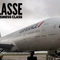 Air France -  A Classe Executiva/Business Class