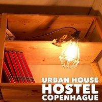 O hostel em Copenhague, Urban House