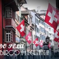 Viajando pela Suíça, Luxemburgo e Liechtenstein